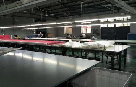 Cuting production line