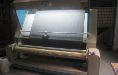 Stoffinspektionsmaschine