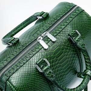 leather boston bag   leather shoulder bag women's