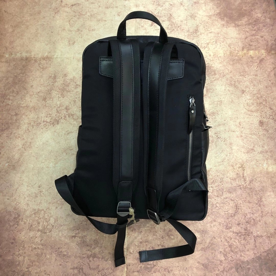 best mens leather backpack
